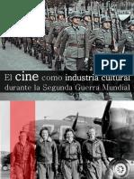 CINE Segunda Guerra Mundial. Florence Toussaint Carlos García M