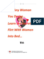 Flirt Mastery Report