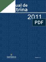 Manual de Doctrina SuperVigilancia 2011 Versi¾n 2.0