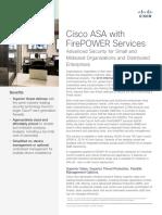 Cisco Asa Wfirepower Ngfw