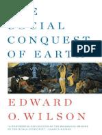The Social Conquest of Earth - Edward O. Wilson (2012).pdf