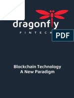 Dragonfly Tech Blockchains