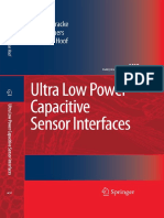 Ultra Low Power Capacitive Sensor Interfaces