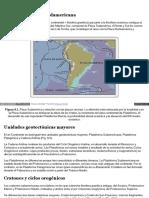 Geologia Sudamerica