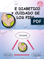 Pie Diabetico Ayuda Educativa