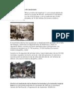Desastres Naturales de Guatemala