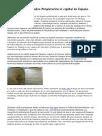 Limpieza Comunidades Propietarios la capital de España