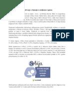 Istraživanje o dojenju u zemljama regiona (BiH, SR, HR)