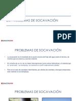 6.8 Problemas Por Socavacion