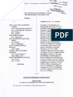 Federal MS-13 Indictment