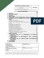 URG-GU003 Guia de Atención de Apendicitis