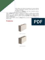 Ficha Tecnica Bloques y Placas Alveolas