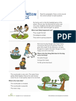 Practice Test Reading Comprehension
