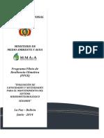 Diagnostico SENAMHI Informe Final Banco Mundial