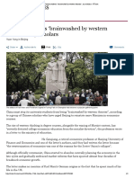 010616, Chinese students 'brainwashed by western theories', say scholars.pdf