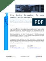 Data Centre Co-location