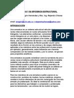 Las Armaduras y Su Eficiencia Estructura1