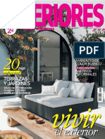 Revista 'Interiores' [Decoración][2009][Julio]