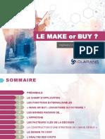 SC 2015 09 Le Make or Buy