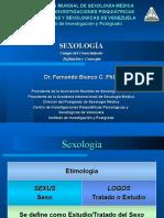 SEXOLOGÍA Definicion y Concepto 2012
