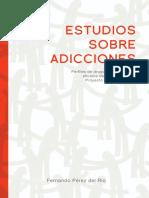 2011 Libro Estudios Sobre Adicciones