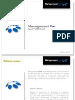 ManagementPro Ventas 2011