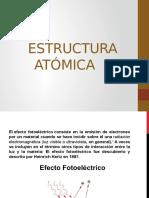 Estructura Atómica II