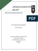 Modul Jaringan Komputer-pengkabelan