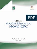 Noções Básicas Do NCPC - Gráficos