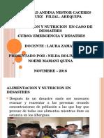 Expoci.emergencia y Desastres