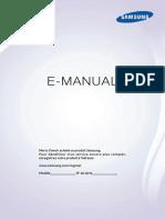 SAMSUNG UE46F7000 Notice Manuel Guide Mode Emploi PDF