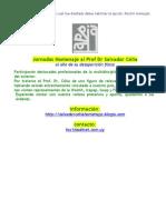 JORNADAS HOMENAJE A SALVADOR CELIA.   nº4 - 15_07_10