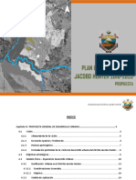 Plan Urbano Distrital Jacobo Hunter 2016-2025