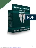 ( 6 Prinsip dan 7 Strategy PERSUASI ) FREE version.pdf