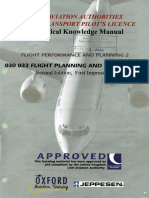 JAA ATPL BOOK 07- Oxford Aviation.jeppesen-- Flight Planning and Monitoring