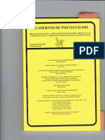 Los Siete Modelos de Las Psicopatologia Freudiana