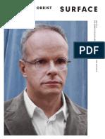Hans Ulrich Obrist - Surface.pdf