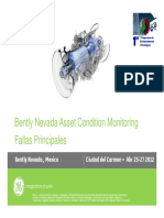 Bently Nevada Asset Condition Monitoring Fallas Principales
