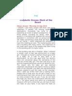P-02 Prophetic Dream - Mark of the Beast