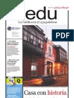 PuntoEdu Año 3, número 78 (2007)