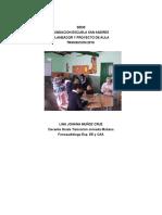 Planeadoryproyectotransicion2010.Doc