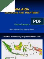 Malaria Treatment 2014
