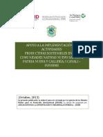 manual de Instalacion de Jaulas Flotantes y produccion de truchas