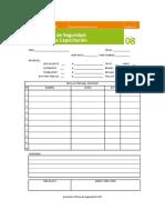 Charla de Seguridad Lista de Capacitacion (1)