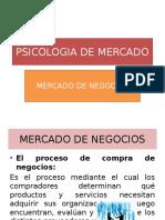 Psicologia de Mercado Mercado de Negocios