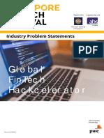 Hackcelerator Problem Statements