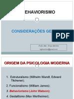 001 PSICOLOGIA EXPERIMENTAL TEORIA BEHAVIORISTA.ppt