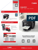Pixma Mx391 Brochure