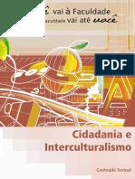 Cidadania e Interculturalismo