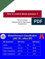 How to Control BP (BPJS Mlg 14 Okt 2014) Dr Atma